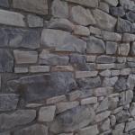 Maçonnerie pierre brut